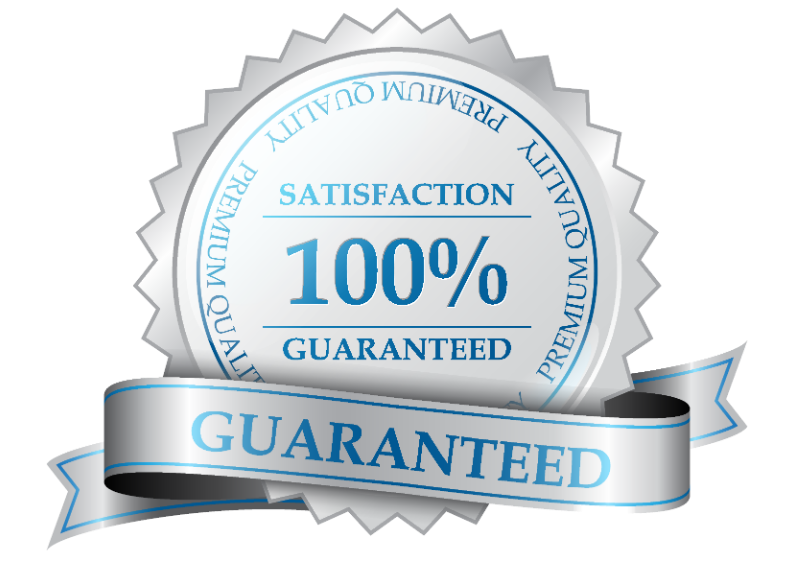 satisfaction guarantee award