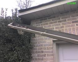 why do gutters come loose