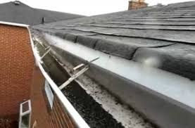 very loose gutter spikes