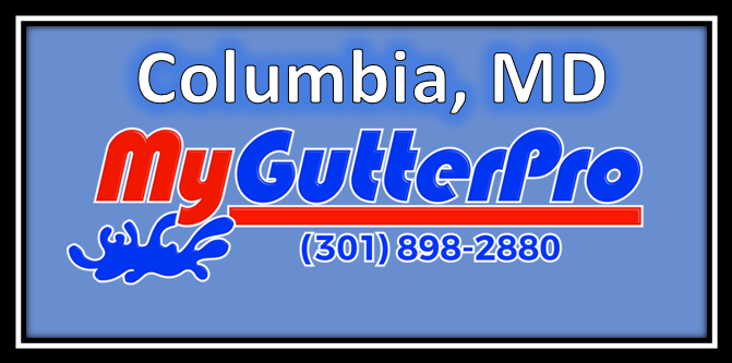 gutter cleaning in columbia md
