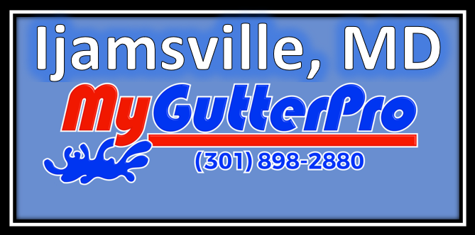 gutter cleaning in ijamsville md