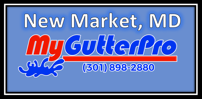 gutter cleaning in new market md