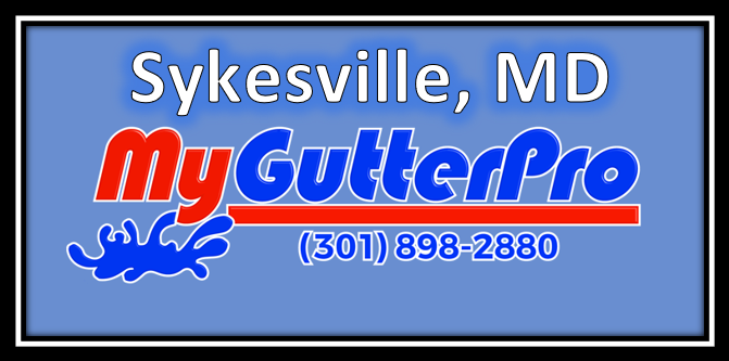 gutter cleaning in sykesville md