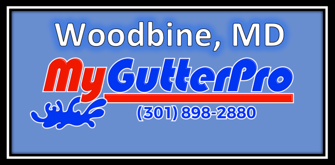 gutter cleaning in woodbine md