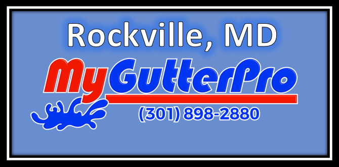 gutter installation in rockville md