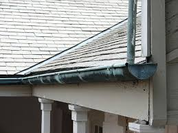 repitch gutters