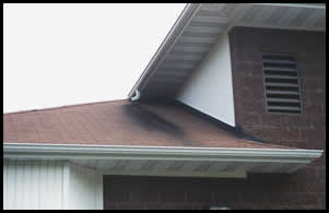 upper level downspout extension