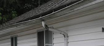 loose gutter repair
