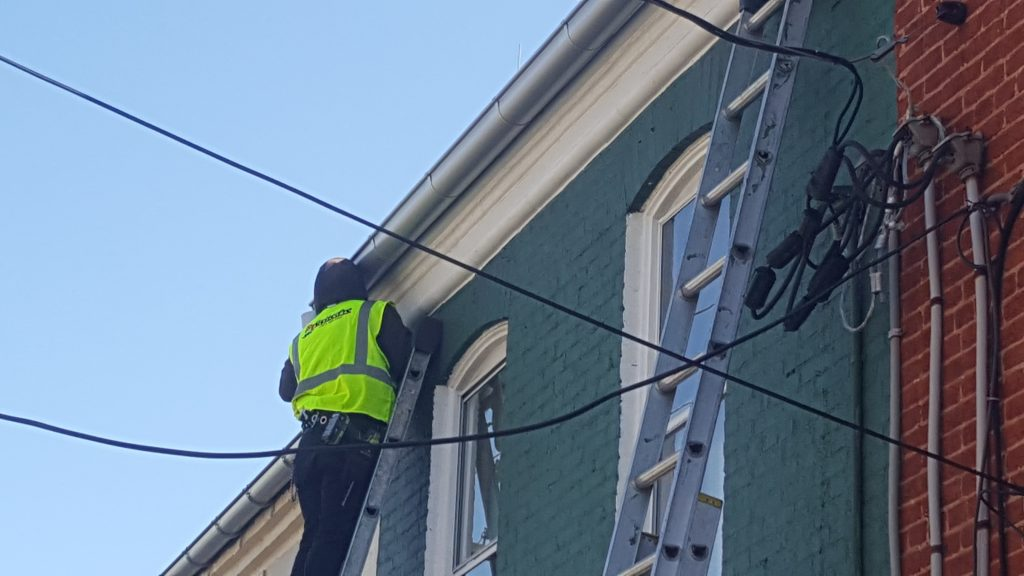Gutter Cleaning In Md Dc My Gutter Pro 5 Star Rated