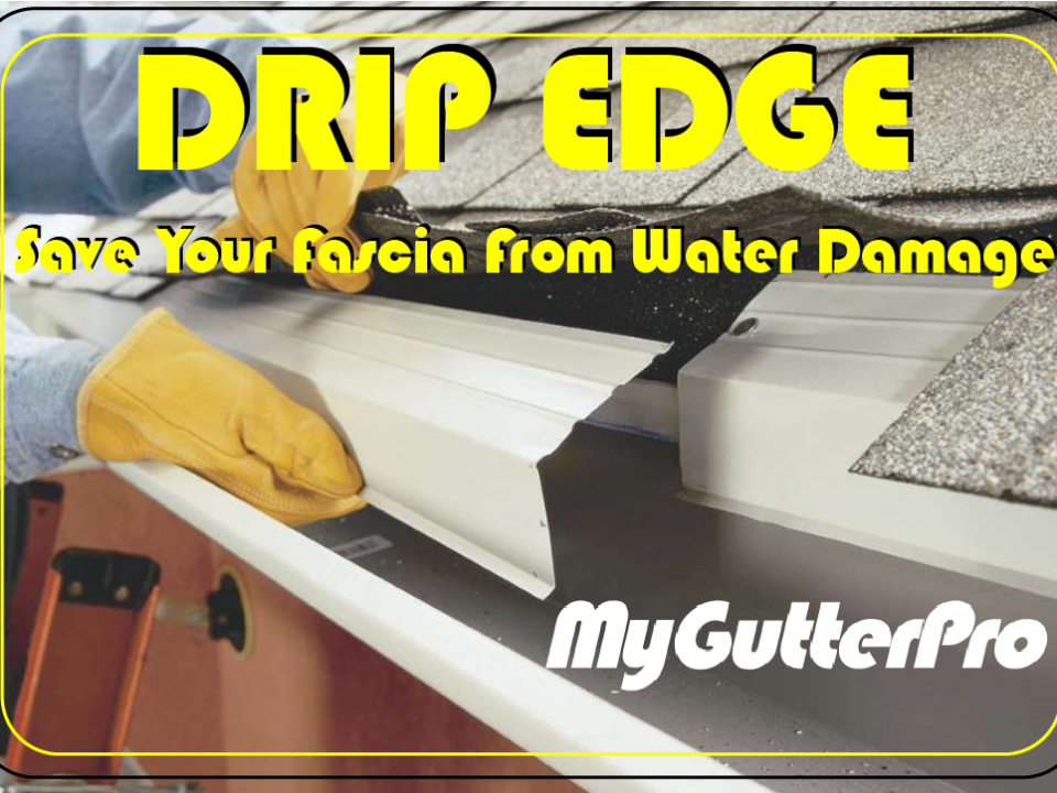 drip edge cover photo