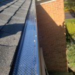 perforated aluminum gutter covers